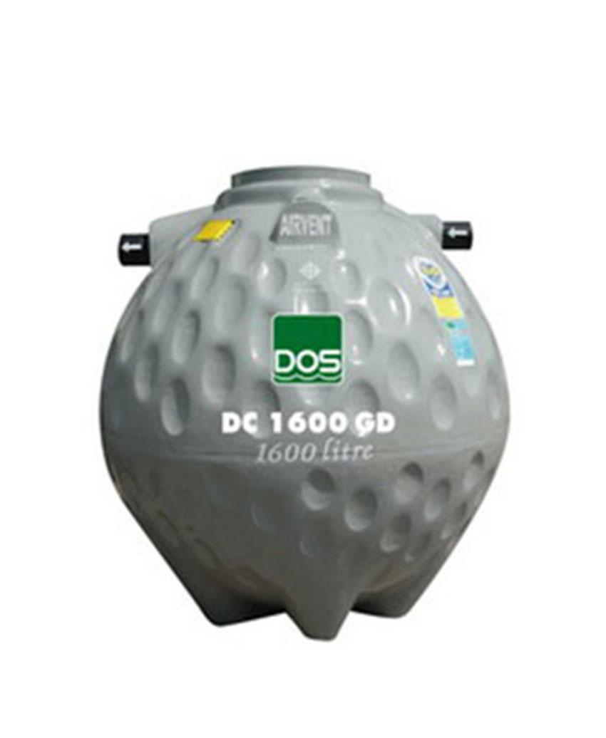 ถังเก็บน้ำ Dos รุ่น DC-GD